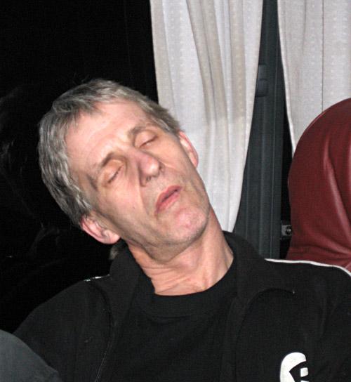der schlafende Uli