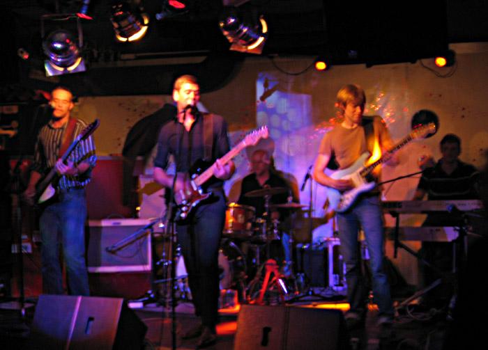 die Hamburger Band Cobalt im Studio One