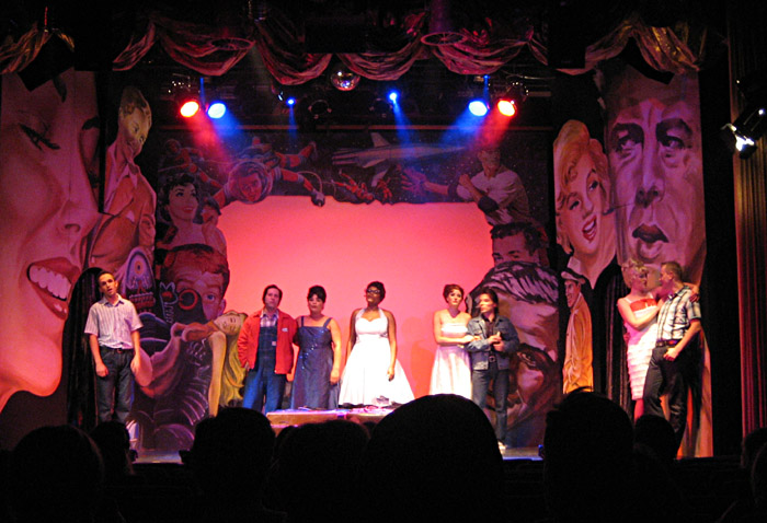 Die Show Jukebox im Hamburger Royal - Theater