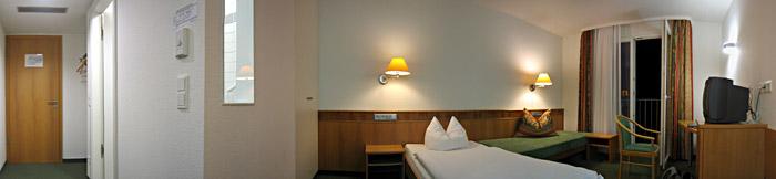Mein Zimmer im Landhotel Günzburg