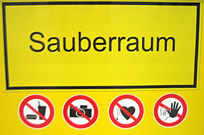 Sauberzone