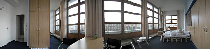 Mein zweites Zimmer im Hotel Residenz in Berlin