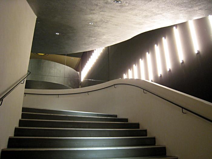 Treppe im Foyer des Admiralspalasts
