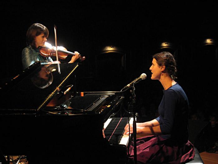 Fjarill beim Stefan Gwildis - Konzert in der Musikhalle Hamburg
