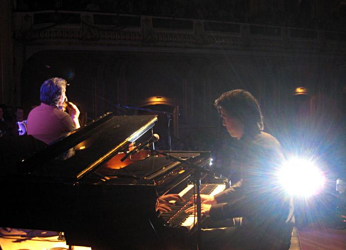 Stefan Gwildis in der Musikhalle Hamburg
