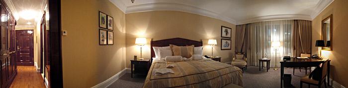 Mein Zimmer im Ritz - Carlton Berlin