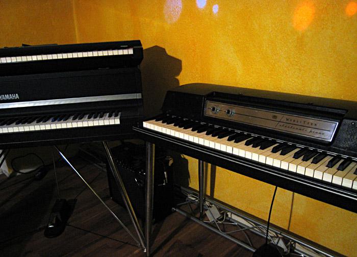 Mein neues Wurlitzer - Piano