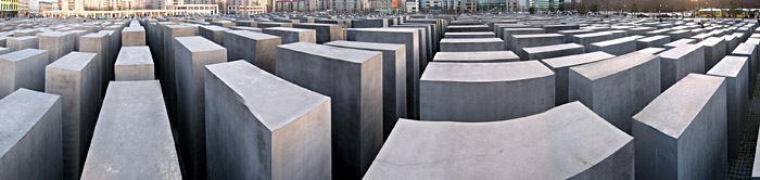 Holocaust Denkmal in Berlin