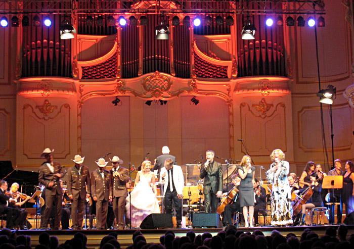 Finale mit dem St. Pauli Kurorchester