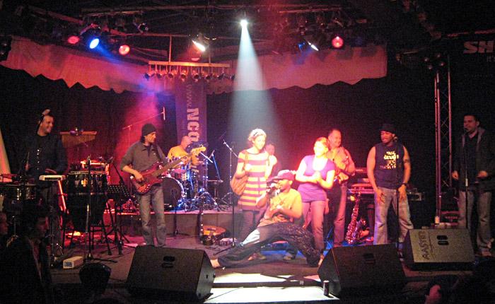 Covermusic im NCO - Club in Schwäbisch Hall