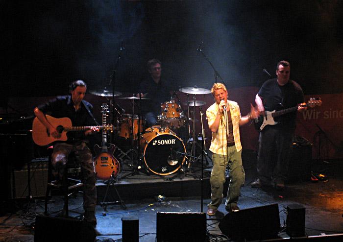 Johannes Oerding bei Hamburg Sounds im Tivoli Hamburg