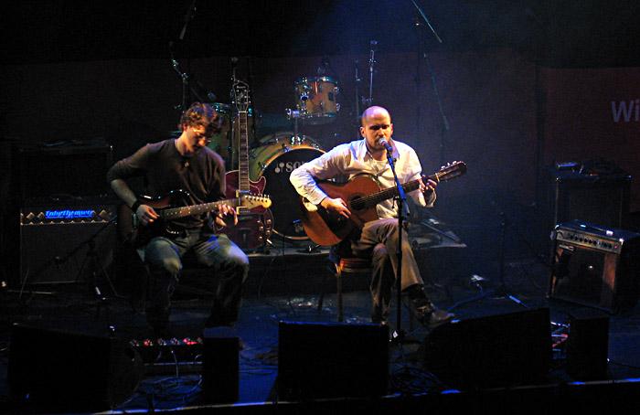 Wolfgang Müller bei Hamburg Sounds im Tivoli Hamburg