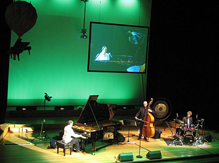 Joja Wendt in der Musikhalle/Laeiszhalle Hamburg