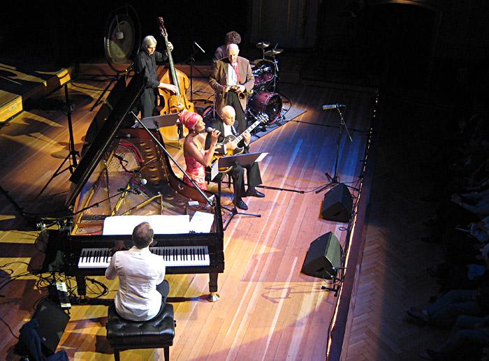 Joja Wendt in der Musikhalle Hamburg