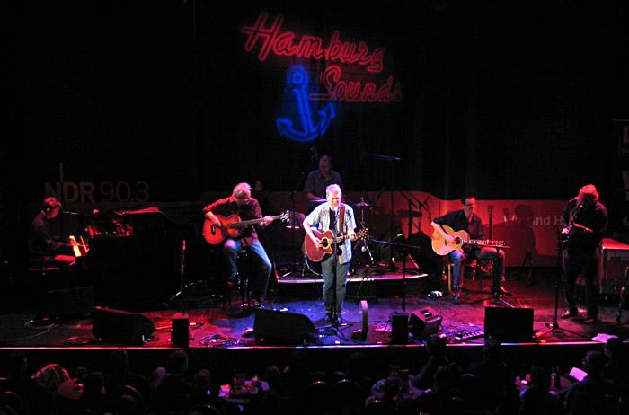 Eddy Winkelmann bei Hamburg Sounds im Tivoli