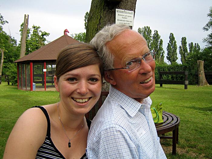 Meine Tochter und mein Vater