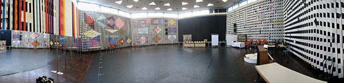 Blick in einen der Marilyn - Proberäume im Forum Leverkusen; Bild größerklickbar