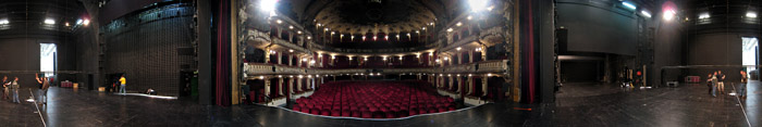 Deutsches Schauspielhaus Hamburg; Bild größerklickbar