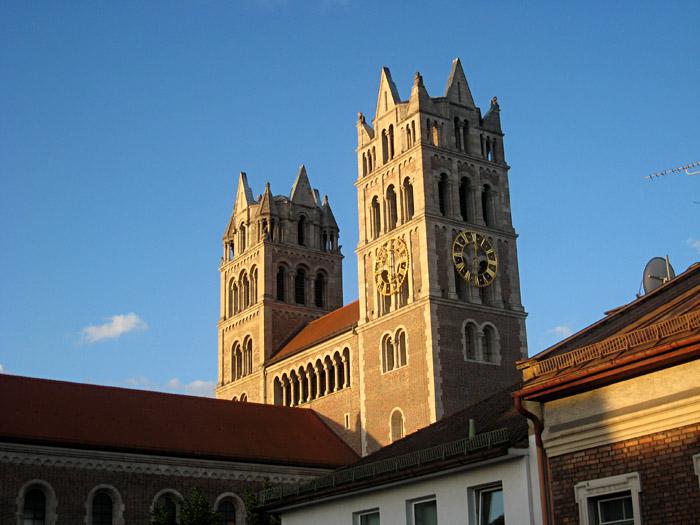 St. Maximilian - Kirche in München