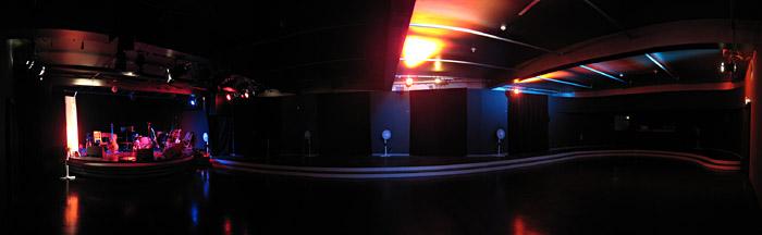 Foyer 101 des Admiralspalasts vor dem Auftritt Annett Louisans; Bild größerklickbar