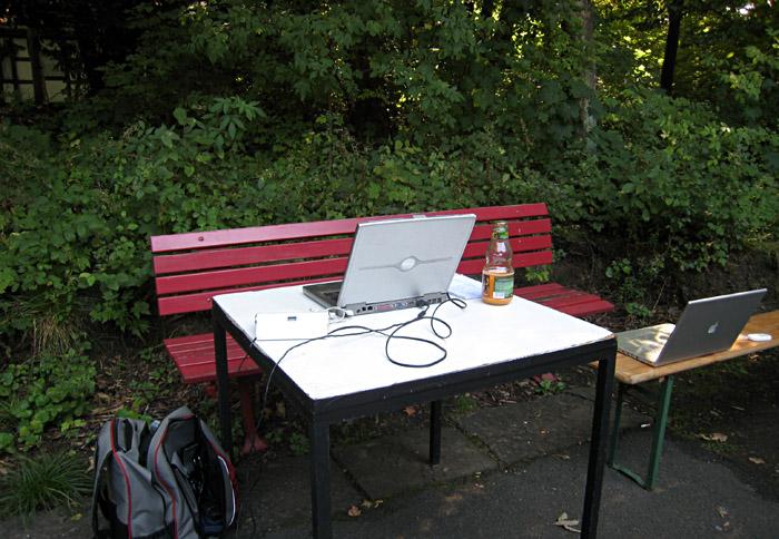 Mein Produktionsbüro in Bochum