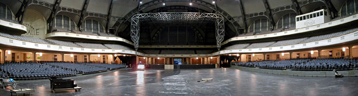 Festhalle Frankfurt; Bild größerklickbar