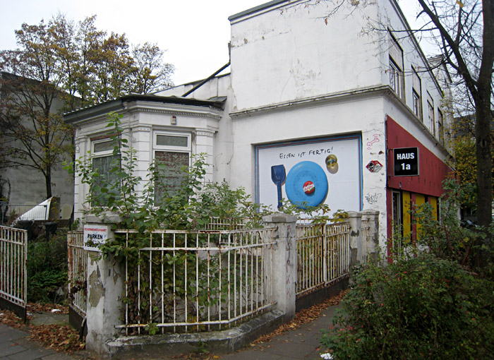 Haus 1a, Hamburg St. Pauli