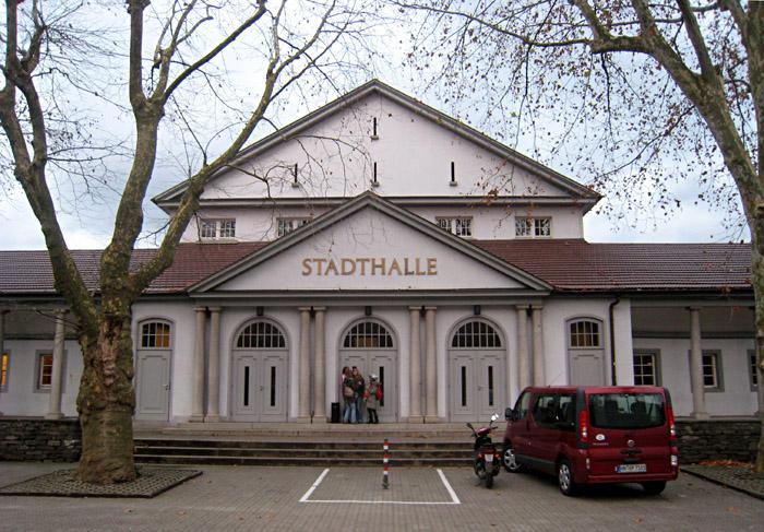 Stadthalle Haslach