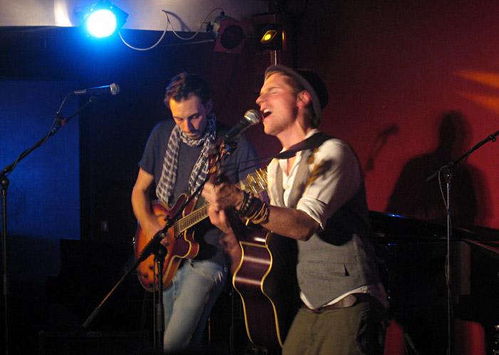 Johannes Oerding im Stage Club Hamburg