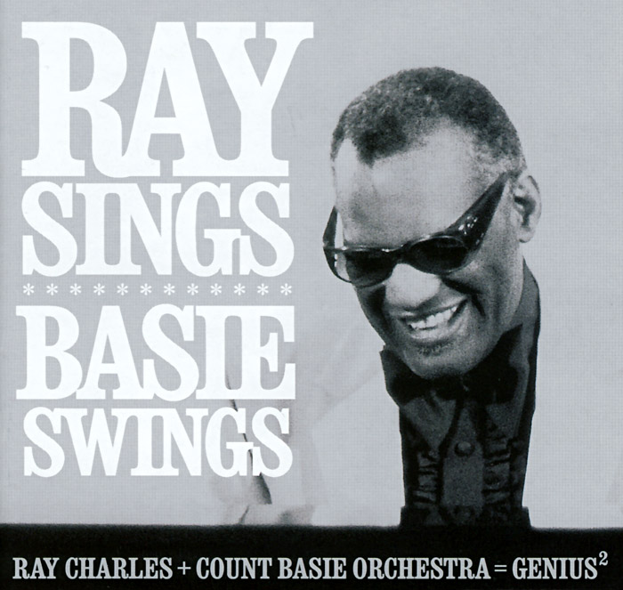 Cover zu Ray sings, Basie swings