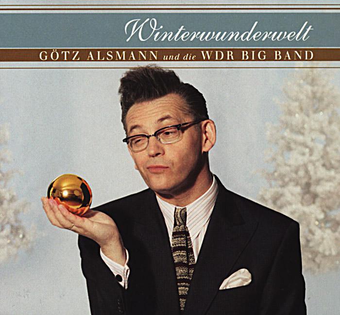 Götz Alsmann: Winterwunderwelt; Copyright: Roofmusic