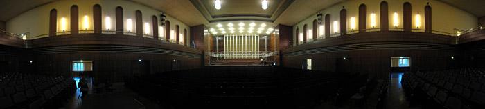 Rudolf Oetker Halle in Bielefeld; Bild größerklickbar