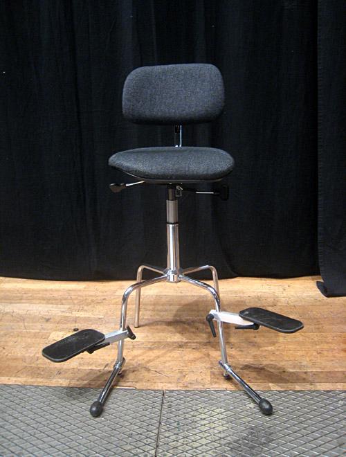 Stuhl für Kontrabaßspieler