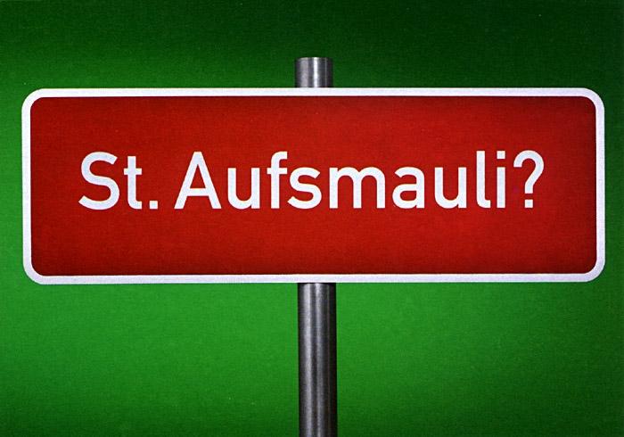 St. Aufsmauli; Copyright: Hamburger Abendblatt