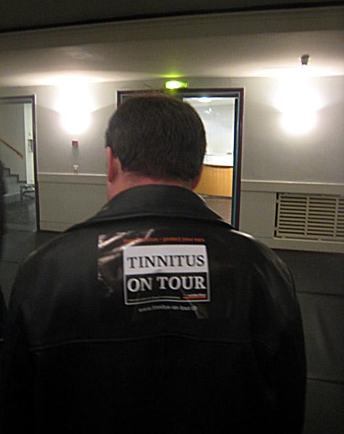 Trinnitus auf Tour