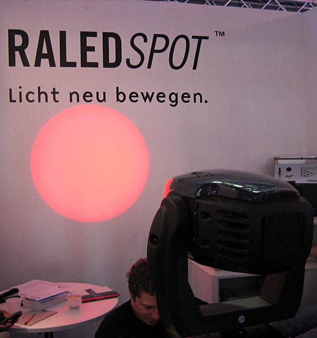 RALED - Spot