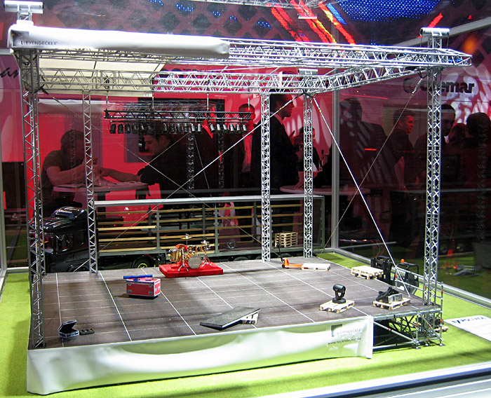 Bühnenmodell