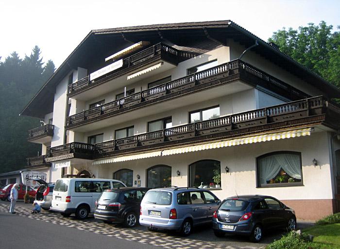 Hotel Kristall, Bad Marienberg