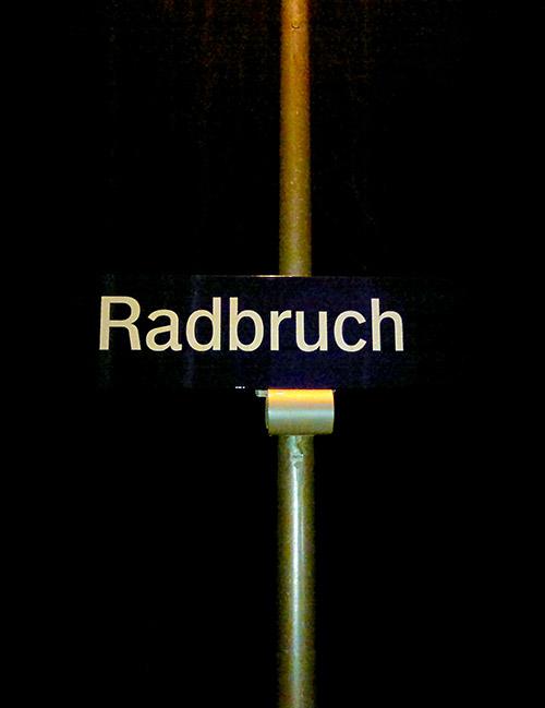 Bahnhof Radbruch
