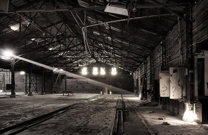 alte Steinfabrik