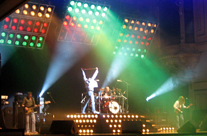 One night of Queen in Hamburg