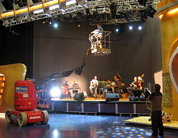 Tv Total Studio