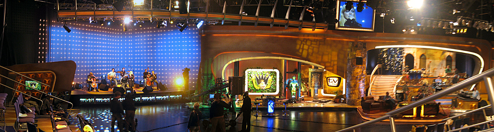 Tv Total Studio