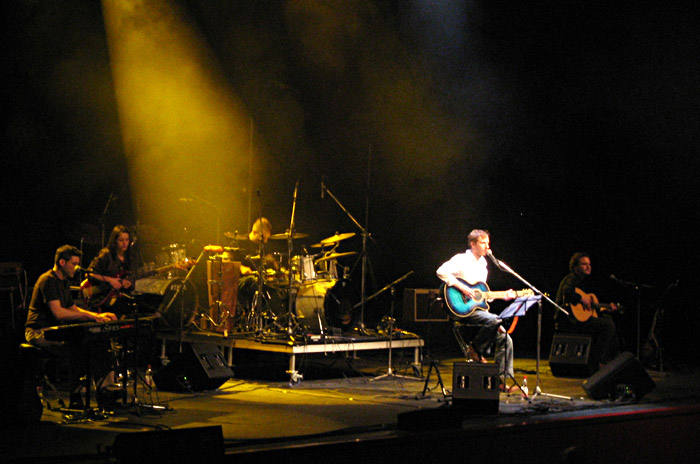 Die Band Kempf in Wien
