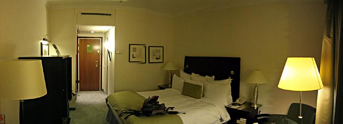 Vorschau auf ein Zimmer im Renaissance Hotel Köln