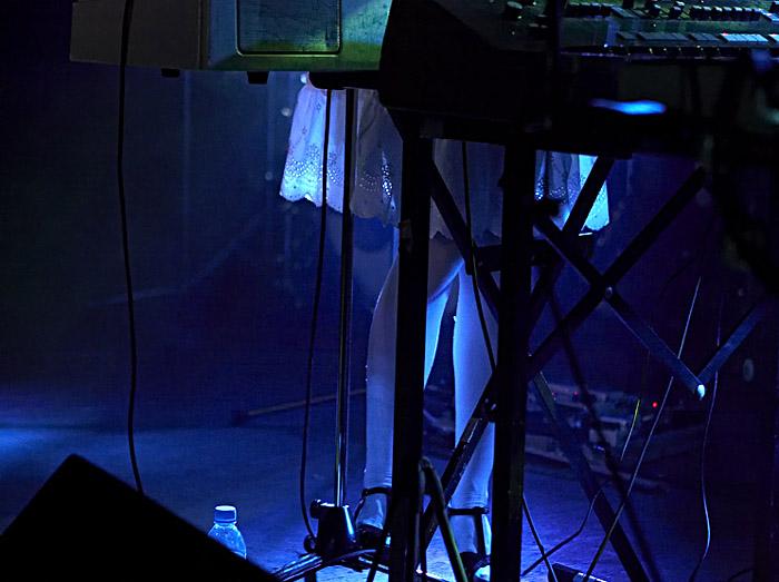 Lampshade im Konzert