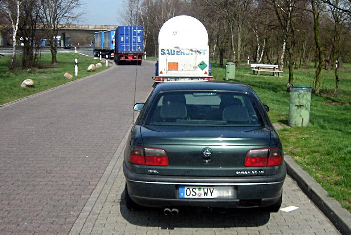 Die Autobahnpolizei