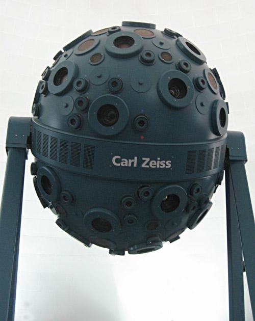 Sternenprojektor im Planetarium Jena