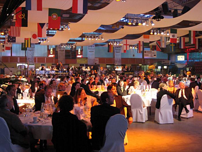 Das Publikum der Gala