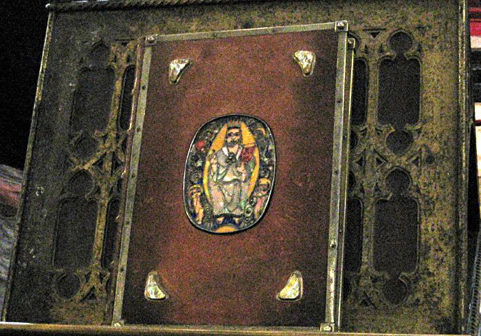 Lithurgisches Buch im Chor